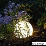 תאורה לגן