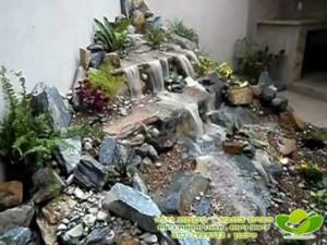 מפל מים לגינה